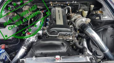 Nissan Silvia 200SX / S14 / S15 EFR-Turbo Kit